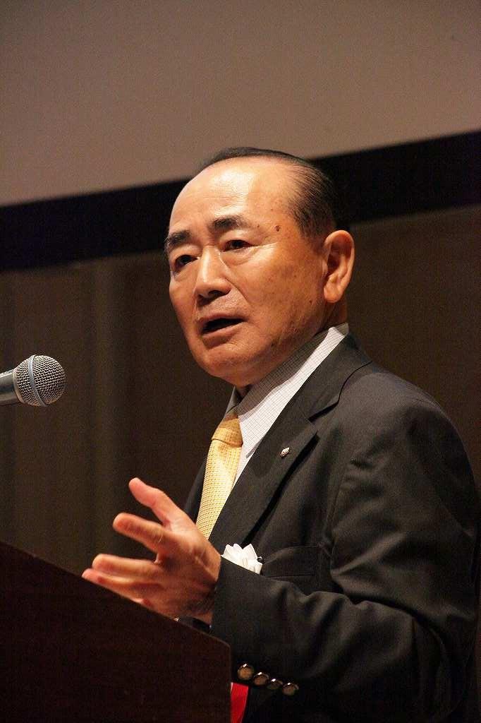 ミキハウス代表の木村さん